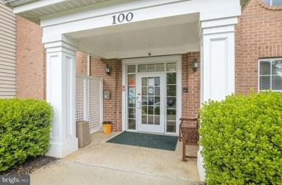 100 Watkins Pond Boulevard UNIT 2-105, Rockville, MD 20850 - #: MDMC706604