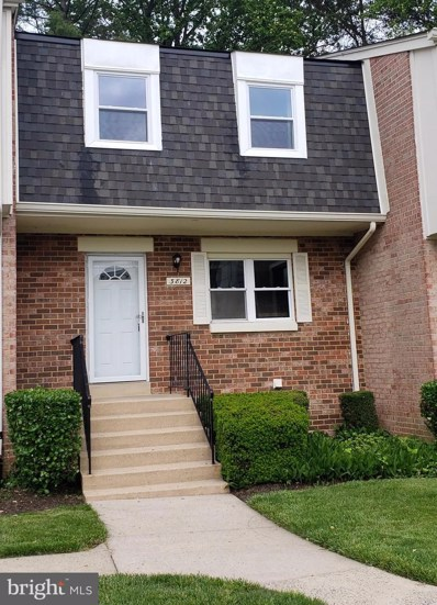 3812 Tremayne Terrace UNIT 22, Silver Spring, MD 20906 - #: MDMC707222