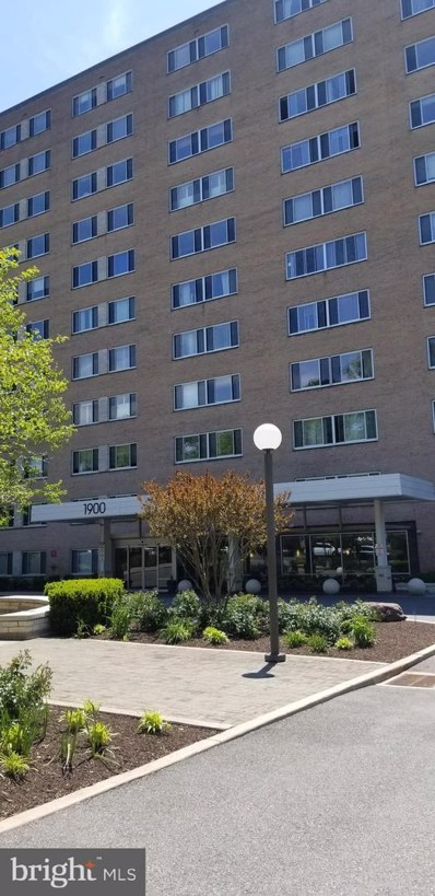 1900 Lyttonsville Road UNIT 403, Silver Spring, MD 20910 - MLS#: MDMC707490