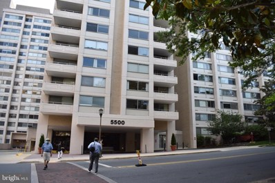 5500 Friendship Boulevard UNIT 1806N, Chevy Chase, MD 20815 - MLS#: MDMC709140