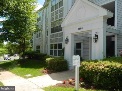 2600 Squaw Valley Court UNIT 1-1, Silver Spring, MD 20906 - #: MDMC709666