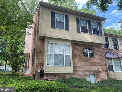 14526 Banquo Terrace UNIT 72, Silver Spring, MD 20906 - #: MDMC710218