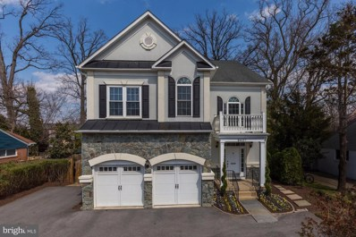 8407 Old Georgetown Road, Bethesda, MD 20814 - #: MDMC711122