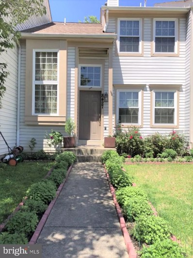 8427 Meadow Green Way, Gaithersburg, MD 20877 - MLS#: MDMC711646