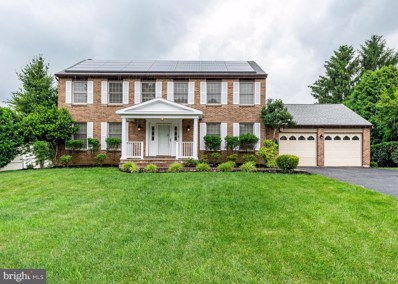 7508 Tarpley Drive, Rockville, MD 20855 - #: MDMC712028