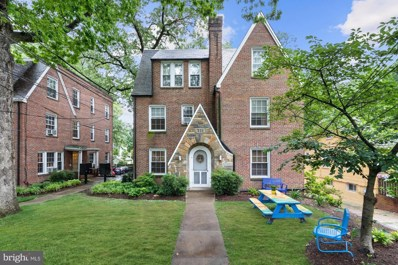 719 Erie Avenue UNIT 3, Takoma Park, MD 20912 - MLS#: MDMC712524