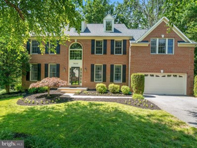 7633 Augustine Way, Gaithersburg, MD 20879 - MLS#: MDMC713288