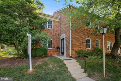 804 College Parkway UNIT 8, Rockville, MD 20850 - #: MDMC713748