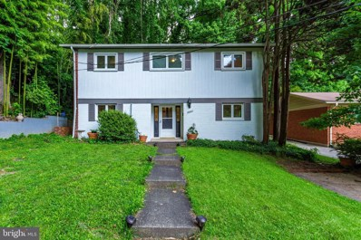4007 Woodlawn Road, Chevy Chase, MD 20815 - #: MDMC713750