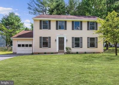 1233 Windmill Lane, Silver Spring, MD 20905 - #: MDMC714466