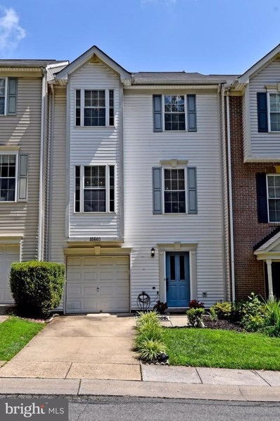 18603 Autumn Mist Drive, Germantown, MD 20874 - #: MDMC714676