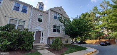 25 Pickering Court UNIT 1, Germantown, MD 20874 - #: MDMC715596