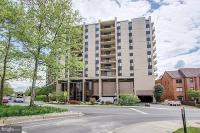 4242 East West Highway UNIT 1002, Chevy Chase, MD 20815 - #: MDMC717238