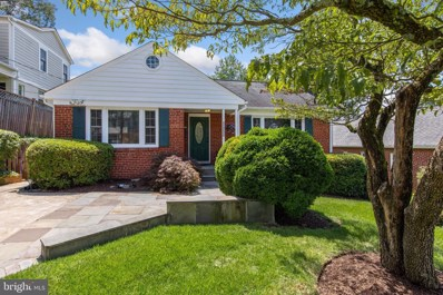 5005 Westport Road, Chevy Chase, MD 20815 - #: MDMC717302