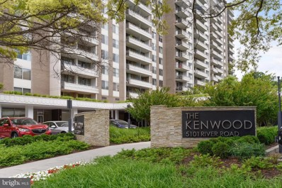 5101 River Road UNIT 804, Bethesda, MD 20816 - #: MDMC717414
