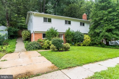 3904 Byrd Road, Kensington, MD 20895 - #: MDMC717512