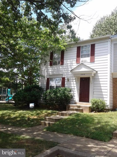 19316 Hottinger Circle, Germantown, MD 20874 - MLS#: MDMC717854