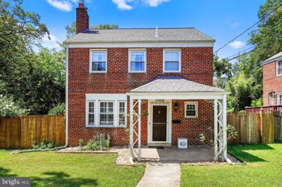 1103 Larch Avenue, Takoma Park, MD 20912 - #: MDMC718244