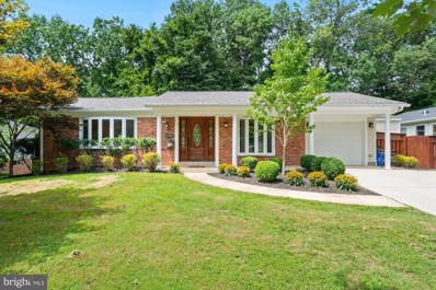 14207 Briarwood Terrace, Rockville, MD 20853 - #: MDMC719332