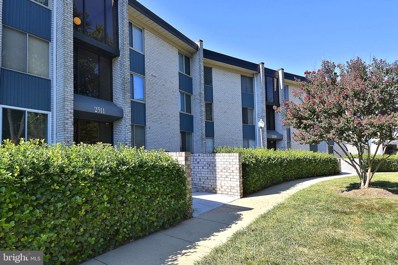 2511 Baltimore Road UNIT 4, Rockville, MD 20853 - MLS#: MDMC719762