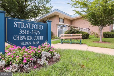 3576 Chiswick Court UNIT 34-1C, Silver Spring, MD 20906 - MLS#: MDMC720568