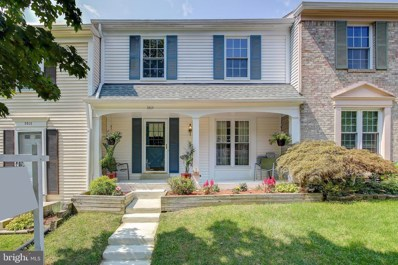 3805 Stepping Stone Lane, Burtonsville, MD 20866 - #: MDMC722178