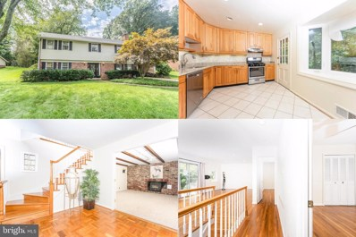 6828 Old Stage Road, North Bethesda, MD 20852 - #: MDMC722228