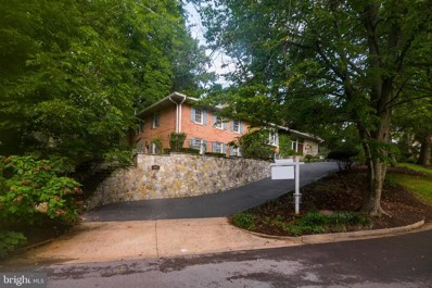 8000 Glengalen Lane, Chevy Chase, MD 20815 - #: MDMC724284