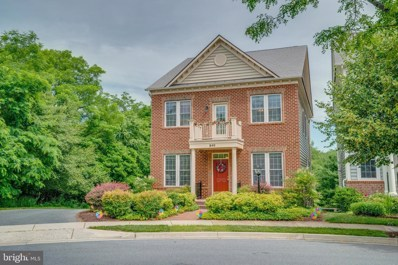840 Hidden Marsh Street, Gaithersburg, MD 20877 - #: MDMC724406
