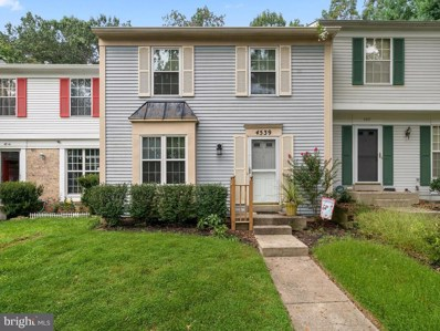 4539 Boastfield Lane, Olney, MD 20832 - #: MDMC725646