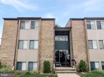 19104 Mills Choice Road UNIT 6, Montgomery Village, MD 20886 - #: MDMC725896