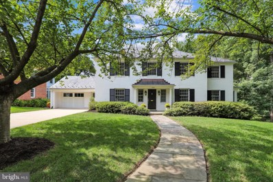 8204 Kerry Road, Chevy Chase, MD 20815 - #: MDMC725956