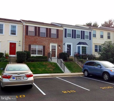 125 Sloop Court, Gaithersburg, MD 20877 - #: MDMC726086