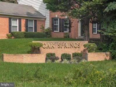 1542 Ivystone Court, Silver Spring, MD 20904 - #: MDMC726318