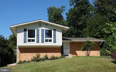 4704 Miltfred Terrace, Rockville, MD 20853 - #: MDMC726502