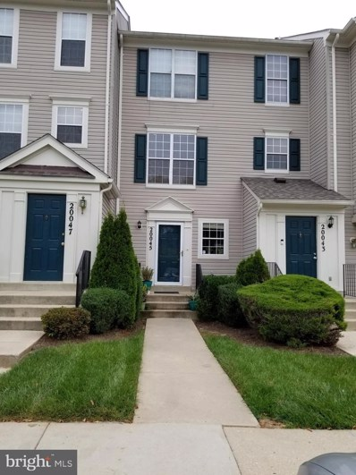 20045 Dunstable Circle UNIT 309, Germantown, MD 20876 - #: MDMC727398