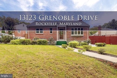 13123 Grenoble Drive, Rockville, MD 20853 - #: MDMC727600
