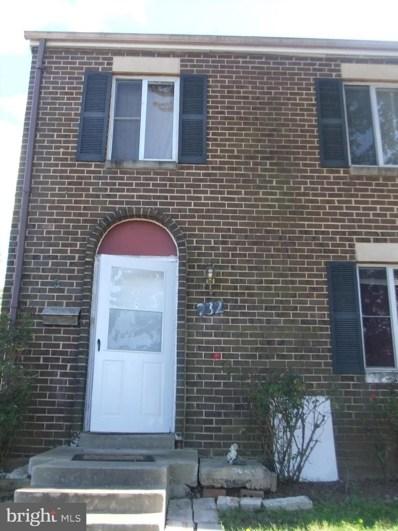 732 West Side Drive UNIT 6-A, Gaithersburg, MD 20878 - #: MDMC727602