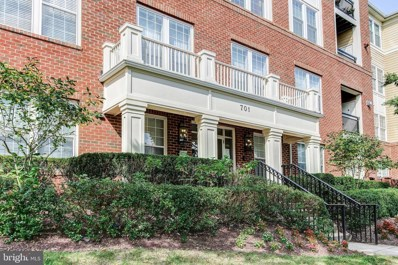 701 Fallsgrove Drive UNIT 205, Rockville, MD 20850 - #: MDMC728054