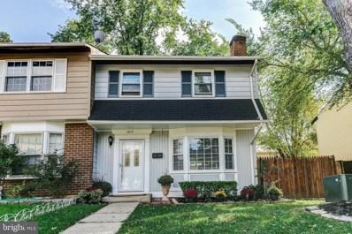 17619 Larchmont Terrace, Gaithersburg, MD 20877 - MLS#: MDMC729790