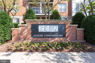 501 Hungerford Drive UNIT 461, Rockville, MD 20850 - #: MDMC729840