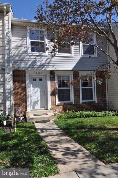19113 Willow Spring Drive, Germantown, MD 20874 - #: MDMC730658