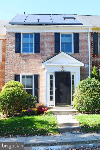 8660 Fountain Valley Drive, Gaithersburg, MD 20886 - #: MDMC730764