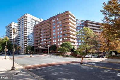 4550 N Park Avenue UNIT 811, Chevy Chase, MD 20815 - #: MDMC730986