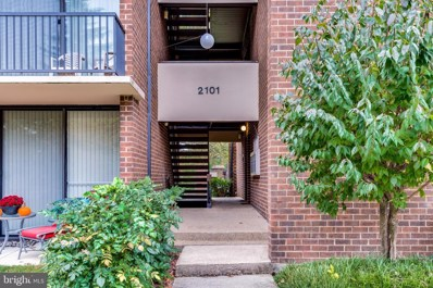 2101 Walsh View Terrace UNIT 17-302, Silver Spring, MD 20902 - #: MDMC731174