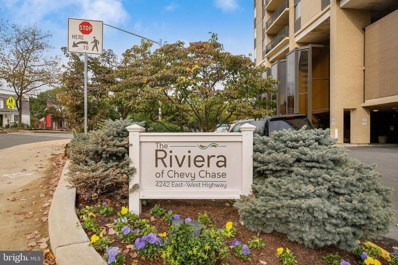 4242 East West Highway UNIT 705, Chevy Chase, MD 20815 - #: MDMC731902