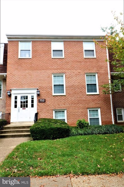 752 Quince Orchard Boulevard UNIT 201, Gaithersburg, MD 20878 - #: MDMC732122