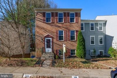 18932 Treebranch Terrace, Germantown, MD 20874 - MLS#: MDMC732292