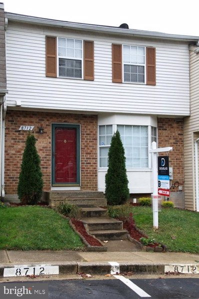8712 Kelso Terrace, Gaithersburg, MD 20877 - #: MDMC732396