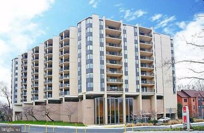 4242 East West Highway UNIT 704, Chevy Chase, MD 20815 - #: MDMC732750